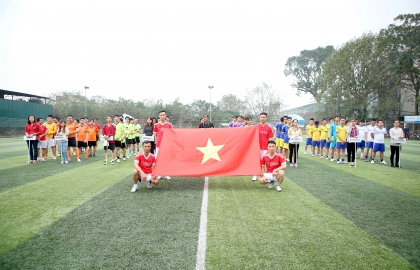 Opening ceremony of Sigma Spring Cup 2017