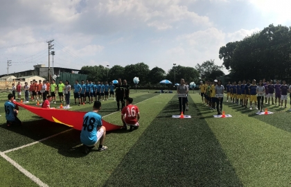 Officially opened the biggest football tournament of the year: Sigma Champions League 2018