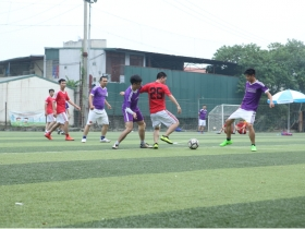 Synthesis results of the 11th round of SCL football tournament 2018