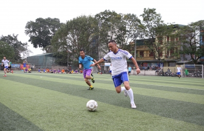 Synthesis results of the 4th round of SSC football tournament 2019
