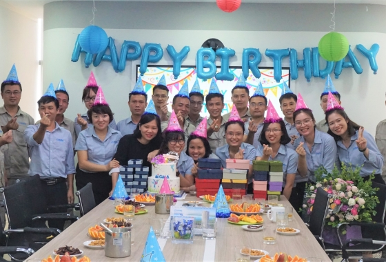 Birthday September in Sigma – A meeting with love