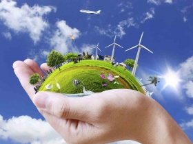 The benefits of developing wind power with people and the environment