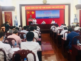 Seeking solutions to accelerate the progress of renewable energy projects in Ben Tre