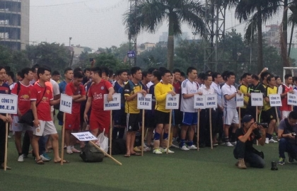 Daikin Cup Hanoi 2016 officially launched