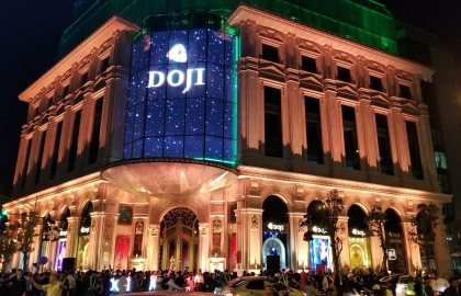 Doji Tower officially inaugurated – Sigma's pride in the heart of Hanoi