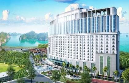 "Sigma continues to ""shake hands"" with the FLC Group through FLC Grand Hotel Ha Long"