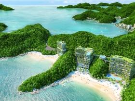 Sigma successfully signed M&E contract of Flamingo Cat Ba Beach Resort project