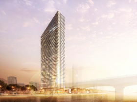Sigma signed the fifth M&E contract in Da Nang - Marriott Courtyard & Marriott Executive Apartments
