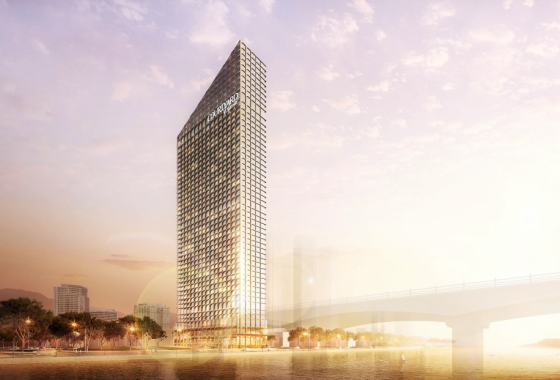 Marriott Courtyard & Marriott Executive Apartments Đà Nẵng