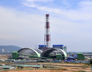 Nghi Son Thermal Power One Plant