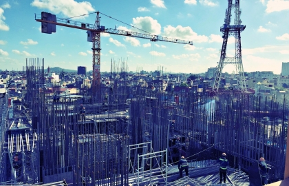 Images of SHP Hai Phong site in the 30th week
